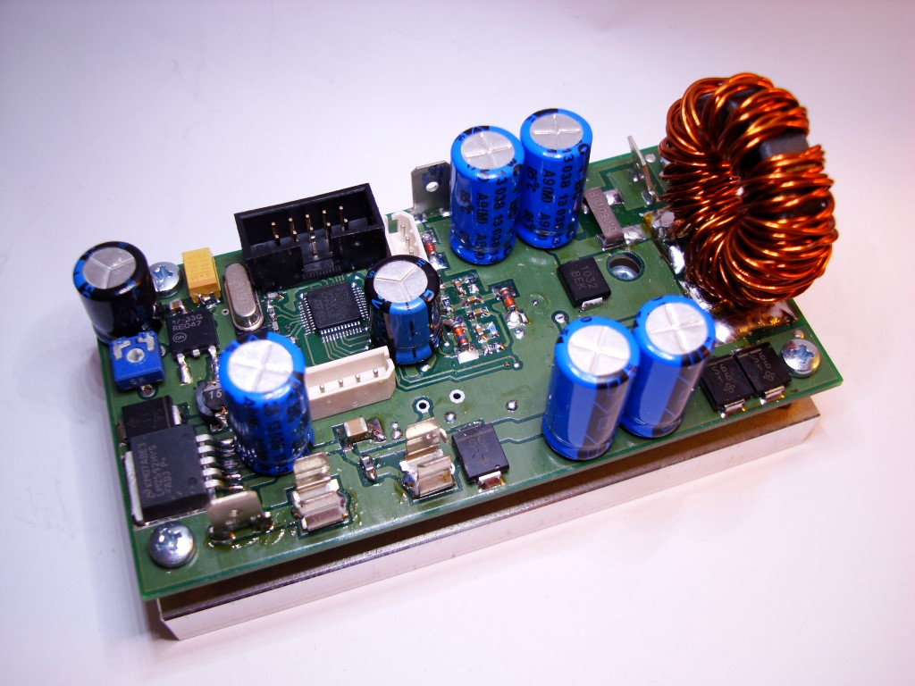 ChargerBoard (Medium)