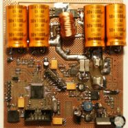 STM32 battery charger test