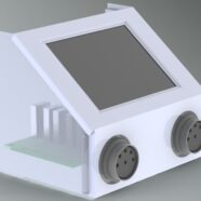Solder Station V2 Housing Cad
